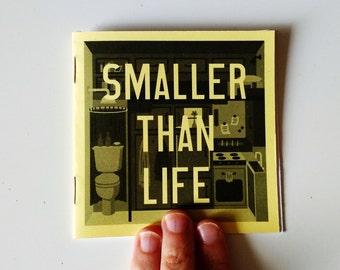 Smaller Than Life comic