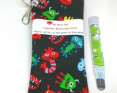 EpiPen Case Kids Medicine Pouch Water Resistant Meds Container for Children