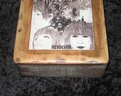 Jewelry & Collectibles Gift Boxes- The Beatles- Revolver- 1966- #18L