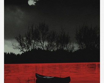 Friday the 13th alternative movie poster