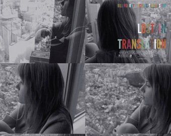 Lost In Translation alternative movie poster
