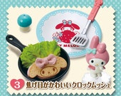 My Melody Re-ment collection/My Melody Kitchen re-ment #3/My Melody Omotenashi Kitchen/My Melody kitchen/My Melody miniature