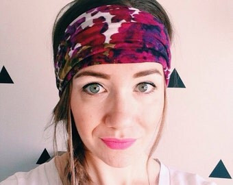 Headband PDF pattern - head wrap