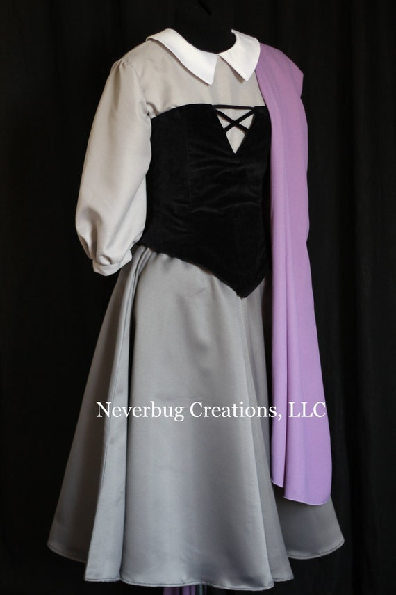 briar rose sleeping beauty custom costume