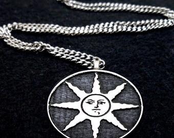 Dark Souls Sunbros Necklace