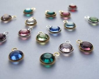 Extra Birthstones // Custom Jewelry // Birthstone Necklaces