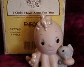 "1992 Precious Moments Octopus ""I Only Have Arms For You""  Birthday SieriesFigurine"