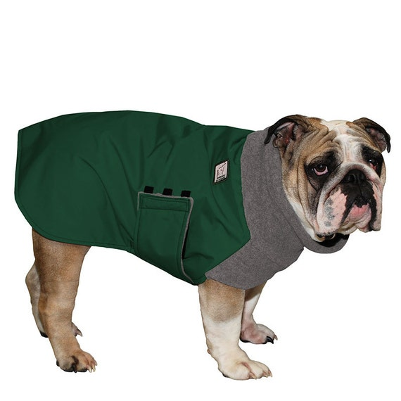 ENGLISH BULLDOG Winter Coat Dog Winter Jacket Waterproof Dog