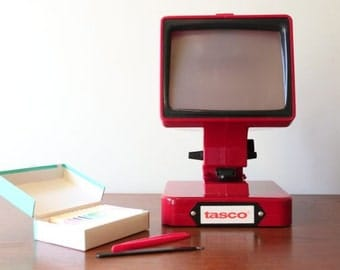 Vintage Toy Microscope by Tasco