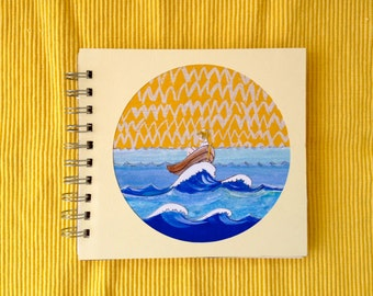 Warmth on the Waves Book