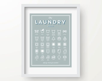 The Laundry Room Print