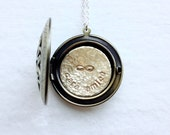 Locket Necklace, Friendship Jewelry, Personalized Locket, Custom Locket, Friend Gift, Sister Gift , Personalized Jewelry, Sister Jewelry