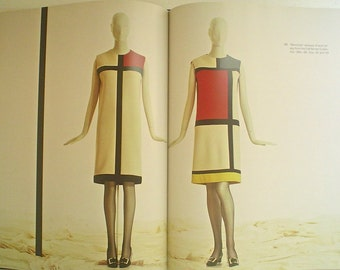 Yves Saint Laurent by YSL and Diana Vreeland, the Costume Institute Exhibition Catalog 1983