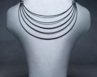 Orbital neck piece
