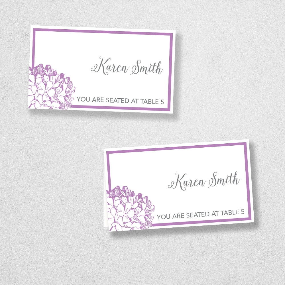It's just a photo of Unforgettable Avery Printable Place Cards
