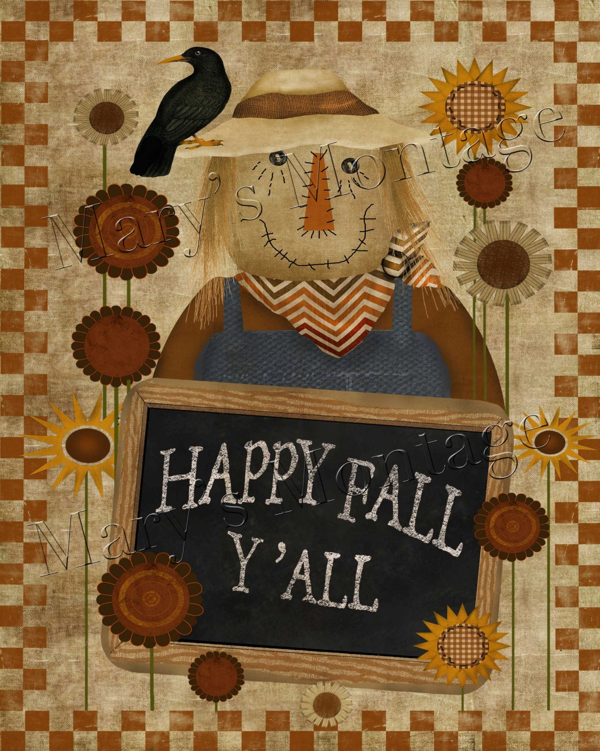 It's just a photo of Universal Happy Fall Yall Printable