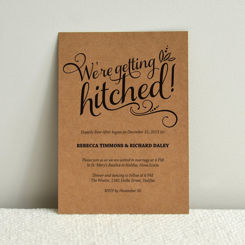 Do It Yourself Wedding Invitations as adorable invitations sample