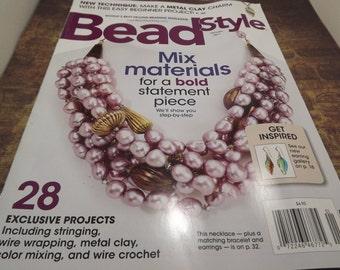 Bead Style Magazine - January 2011 - Vol. 9 Issue 1