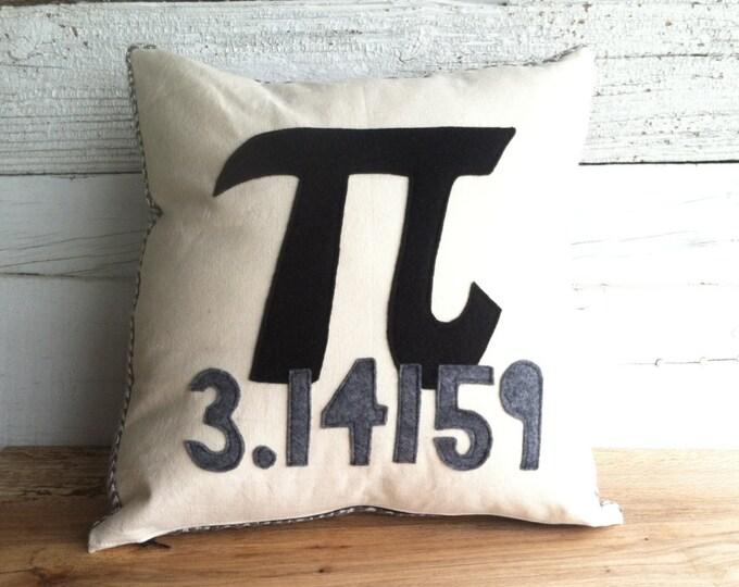 Organic Pillow - The Pi Pillow