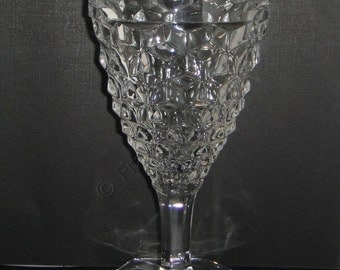 TWO FOSTORIA AMERICAN Wine / Cordial Glasses