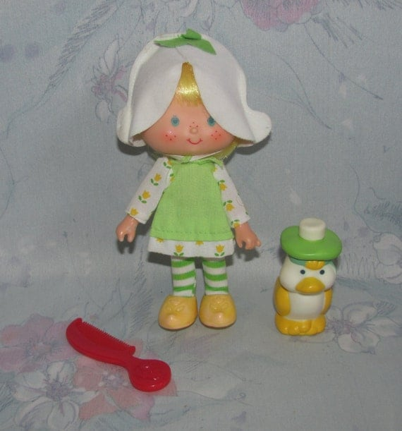 Vintage American Greetings/Kenner Strawberry Shortcake Mint