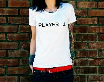 Player 1 Women's T-Shirt