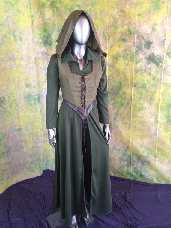 Tauriel Hobbit Cosplay Costume--- Elf Cosplay, Archer, The Hobbit ...