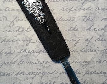 Letter Opener with Beaded Applique