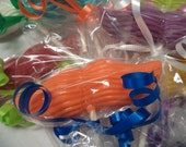 12 Mustache Any Color Chocolate Lollipops Fun Party Favors