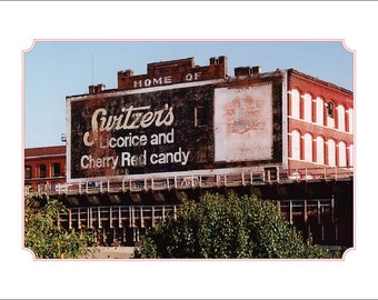 Home of Switzer's Licorice and Cherry Red Candy