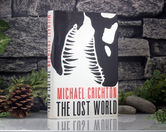 Hollow Book Safe - The Lost World by Michael Crichton – Modern    Classic – Hollowed Out Book