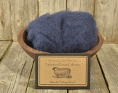 Timberland Forest Collection - Wild Blueberry - Needle Felting Wool - Wet Felting Wool