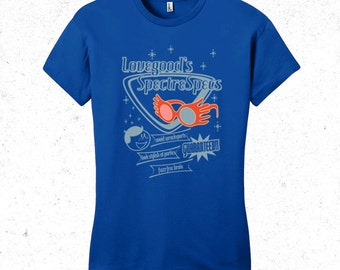 Harry Potter t-shirt women's - SpectreSpecs tshirt Womens