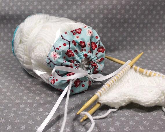 Knitting Wool Holder Hobbycraft : Yarn ball holder and knitting storage organizer small holds