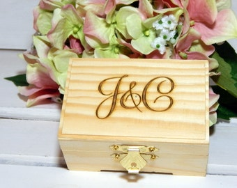 Ring Box/ I Do/ Ring Bearer/ Wedding Rings/ Ring Boxes/ Wedding Gift/ Jewelry Box