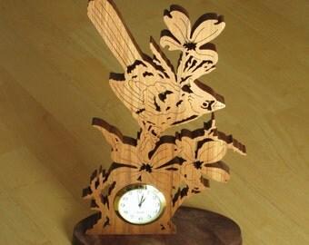 Cardinal Clock