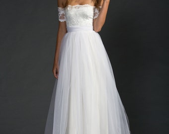 Grace loves lace lace wedding dress