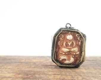Vintage Thai Amulet