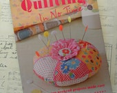 Quilting in no Time Sewing Patterns Paperback Book with 50 Patchwork Projects by Emma Hardy