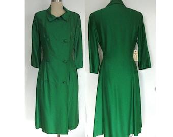 VTG Marie Cluthé Dress Coat