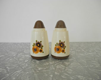 Vintage Salt and Pepper Shakers 1960's