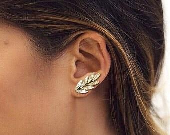 Swarovski Ear Cuff