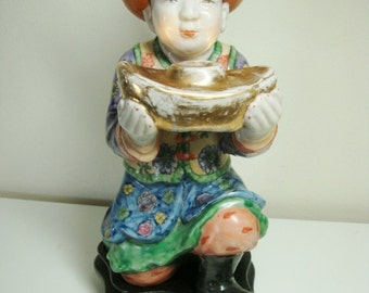 Oriental Asian Figurine