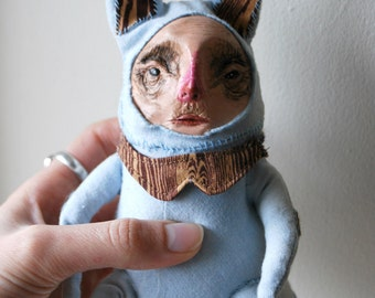Offbeat Orphan Bunny Line; Tobin MADE TO ORDER