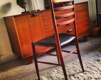 Mid Century Modern Chair From Italy