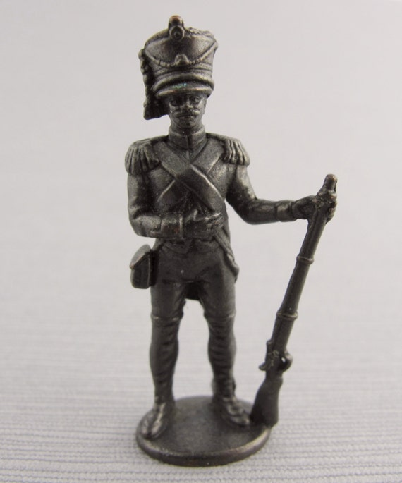 Metal Toy Soldiers Australia Standing Metal Toy Soldier