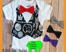 Popular items for punk baby clothes on Etsy