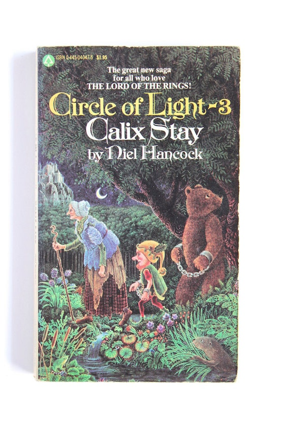 Book Cover Art Etsy ~ Items similar to niel hancock circle of light book