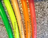 "3/4"" UV GnarlyPro Series Polypro Hula Hoops 3/4"" Polypro UV Reactive"