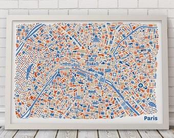 Paris Poster, France